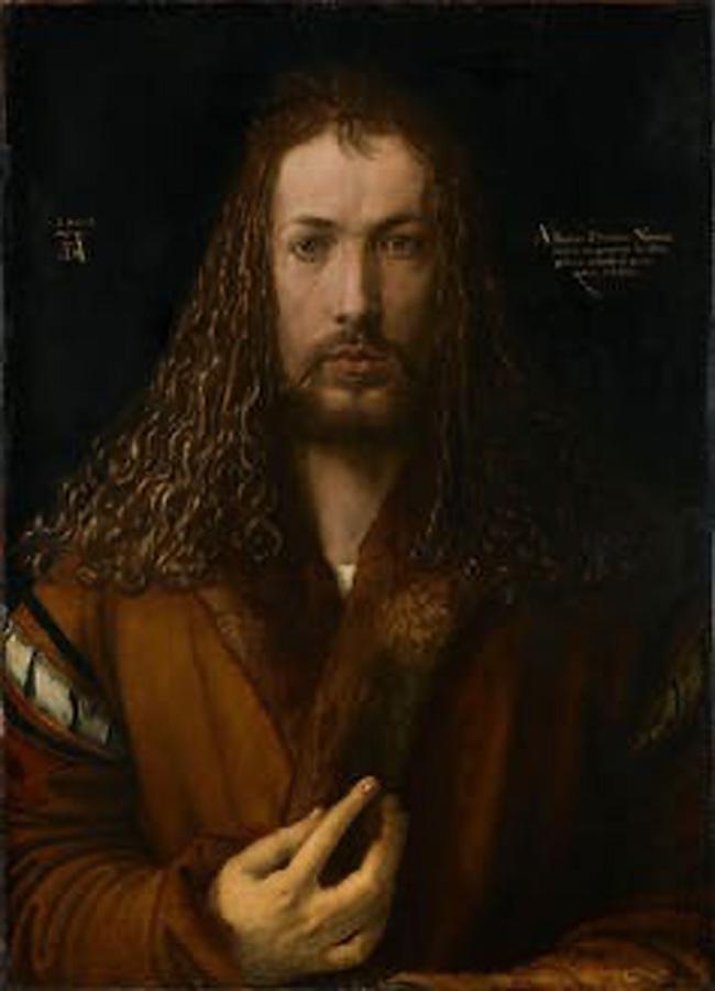 Albert Durer, autorretrato