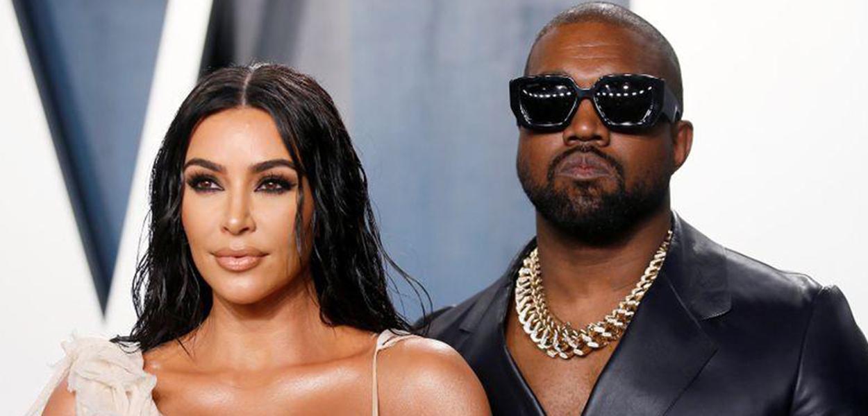Kim Kardashian e Kanye West