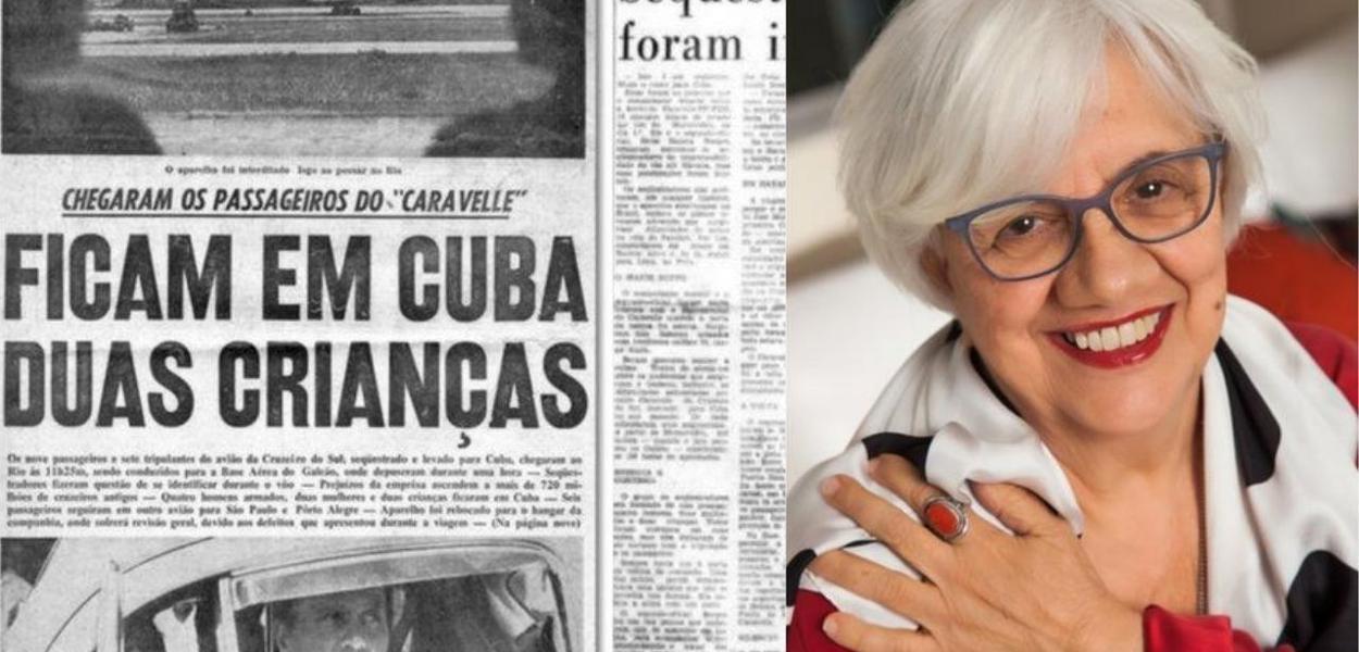 A ex-guerrilheira Marília Guimarães