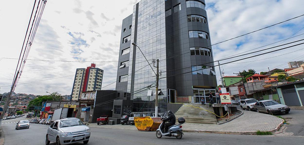 Sede da Prefeitura de Itapevi, na Grande São Paulo