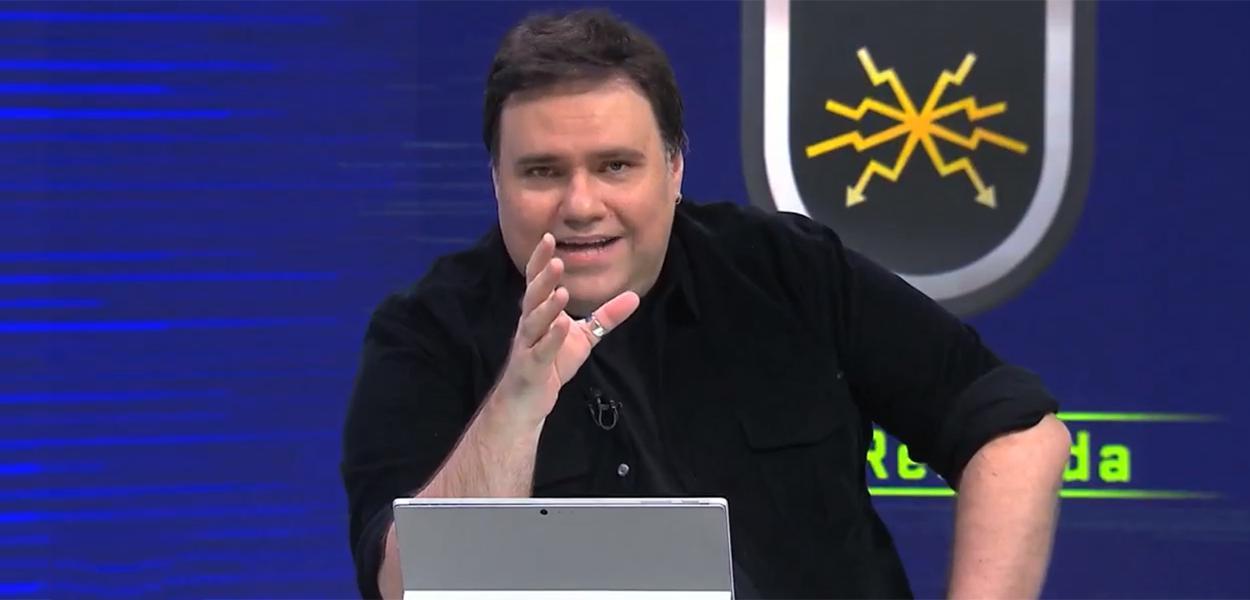 Jornalista Rodrigo Rodrigues