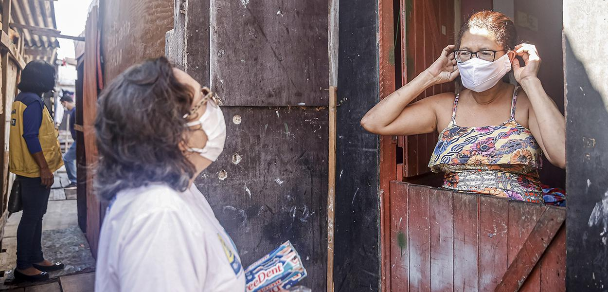 Covid-19 nas favelas
