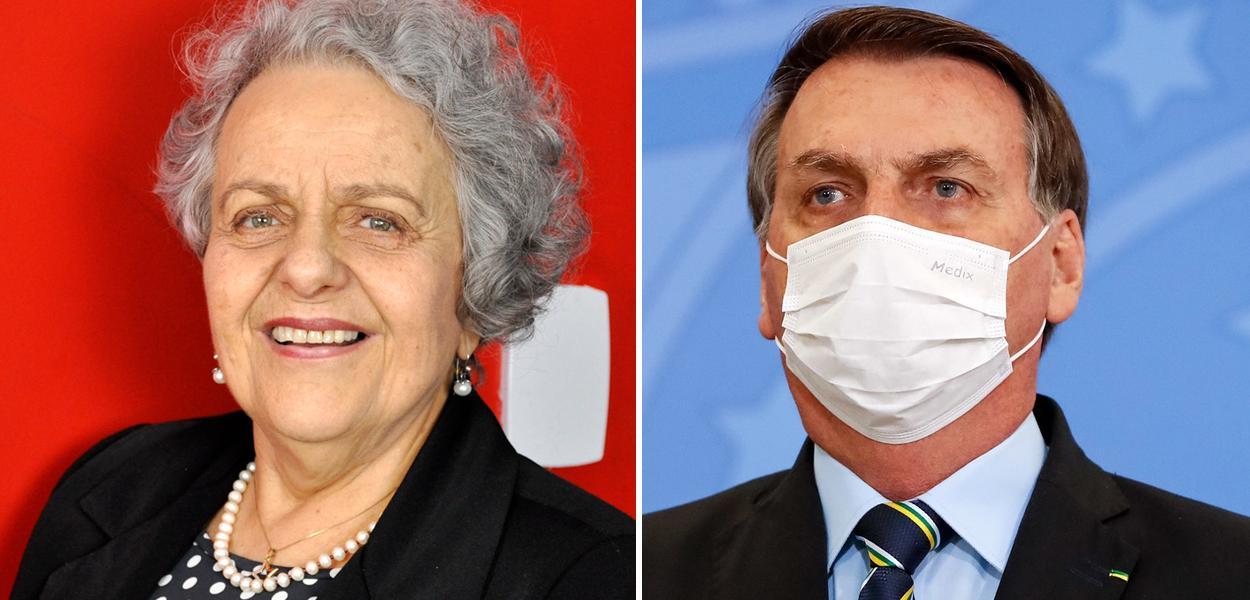 Eleonora Menicucci: Bolsonaro é um genocida por desrespeitar a OMS enganar o povo brasileiro