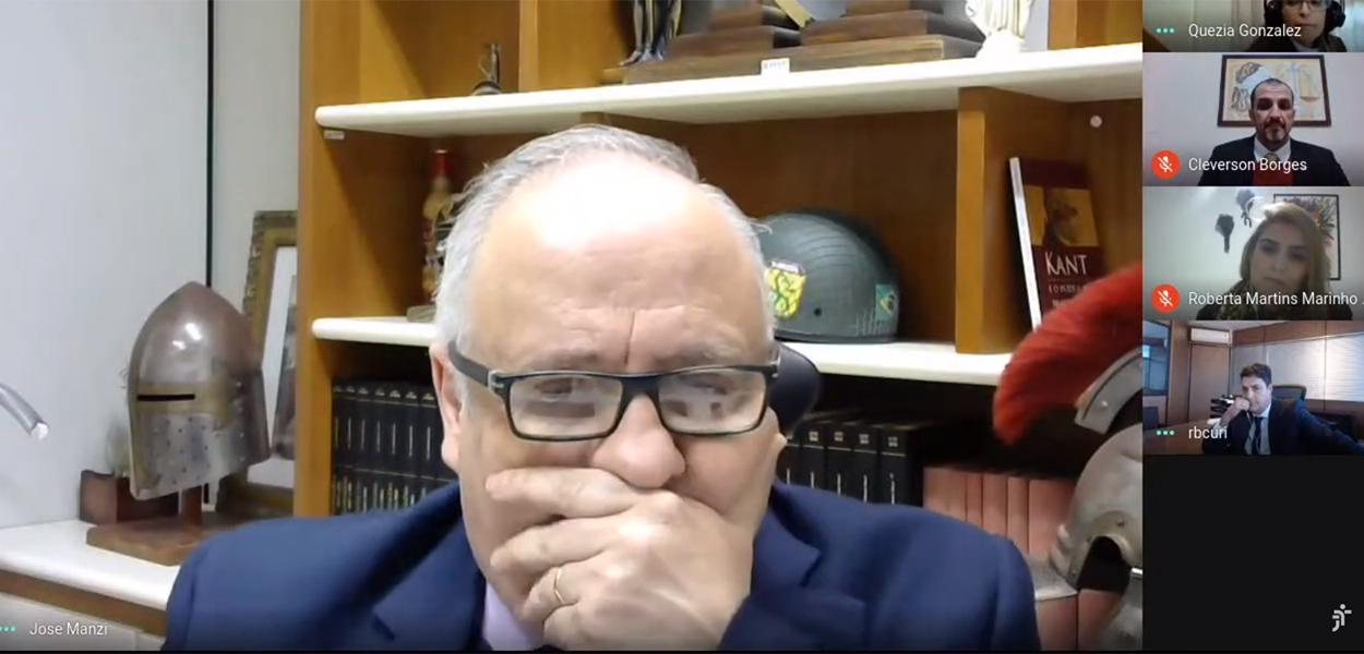 Desembargador José Eernesto Manzi