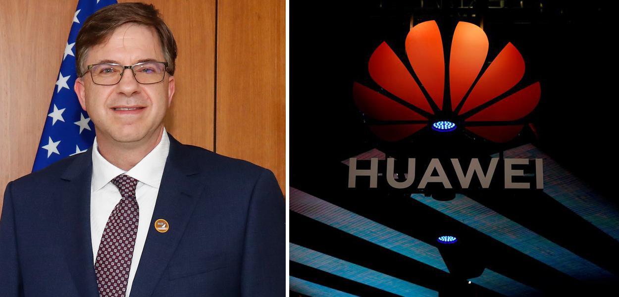 Todd Chapman e Huawei