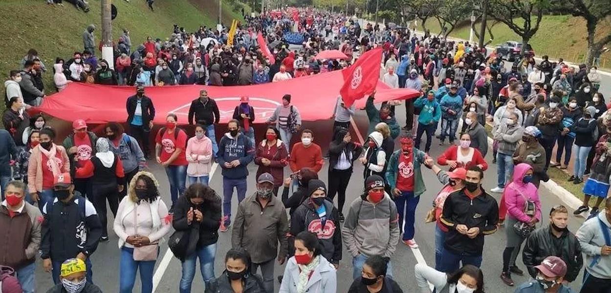 Marcha do MTST