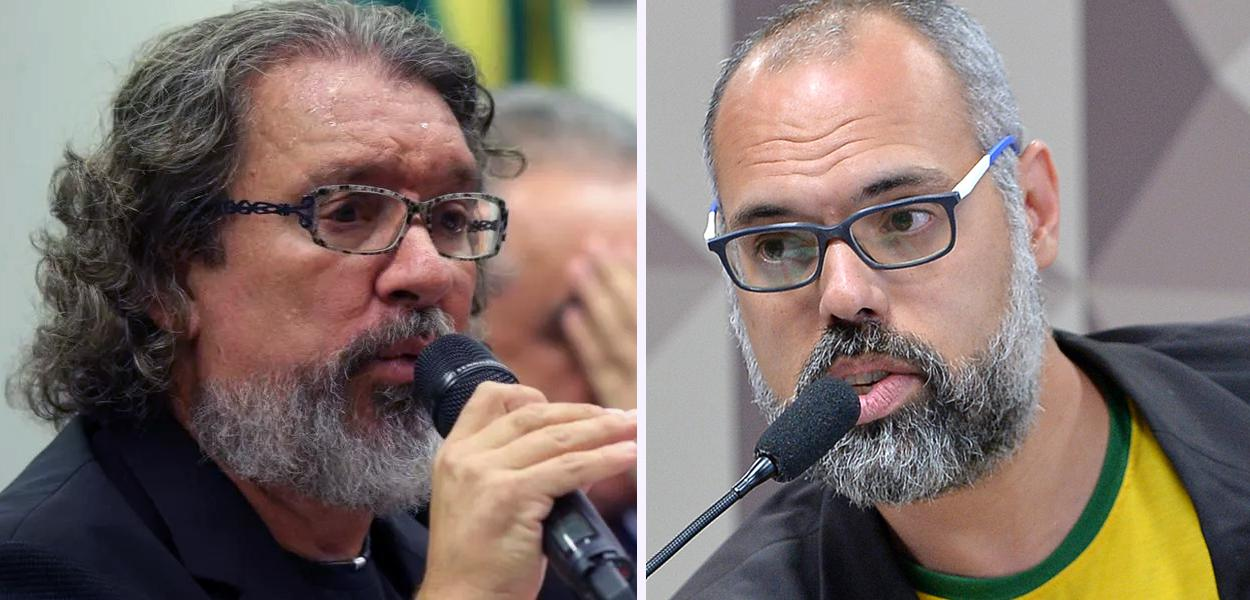 Kakay e Allan dos Santos