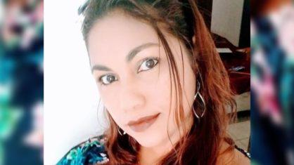 Cozinheira Gilmara da Silva, de 45 anos