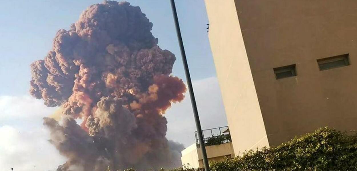 Explosão em Beirute, Líbano