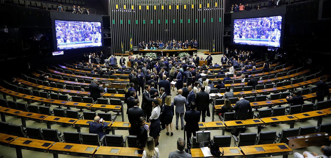 Plenário da Câmara dos Deputados 03/02/2020
