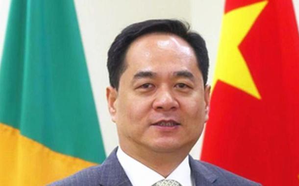 Yang Wanming, embaixador da China no Brasil