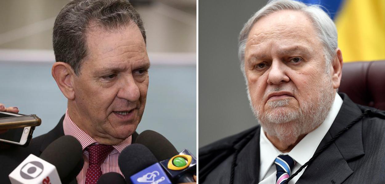 João Otávio de Noronha e Felix Fischer