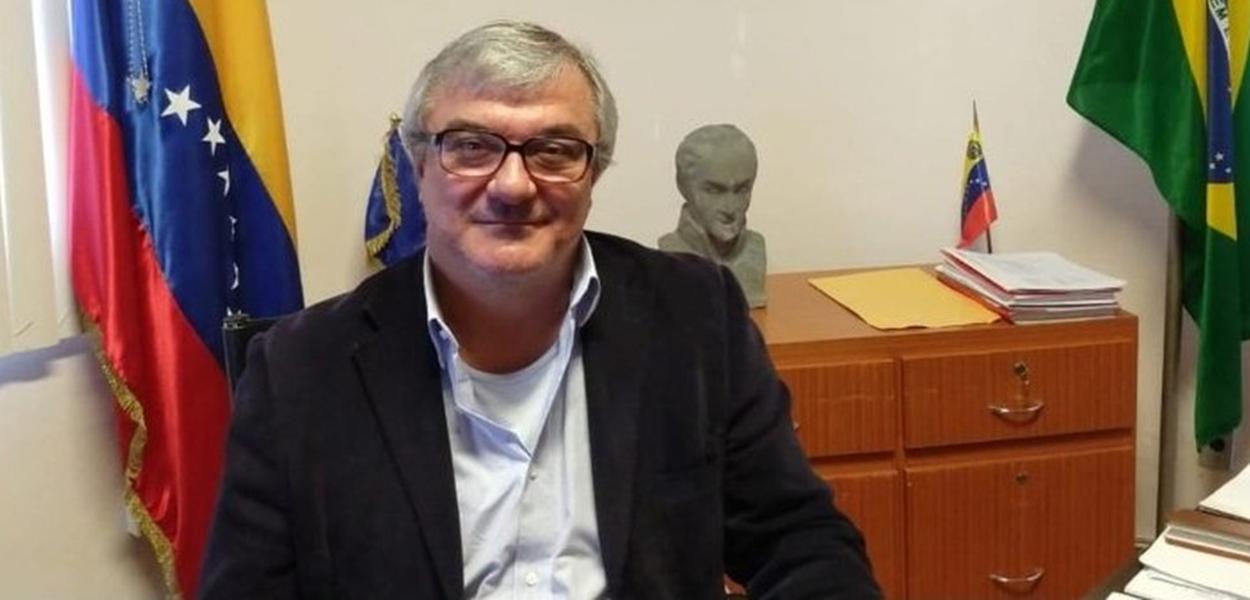 Faustino Torella, cônsul da Venezuela em Boa Vista