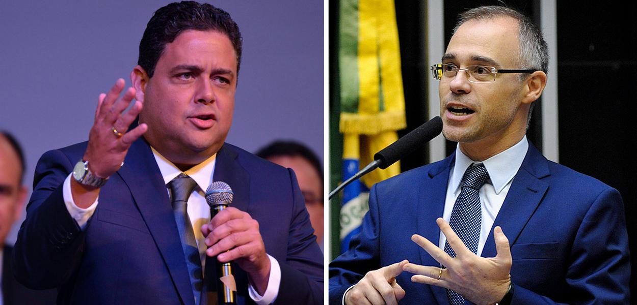 Felipe Santa Cruz e André Mendonça