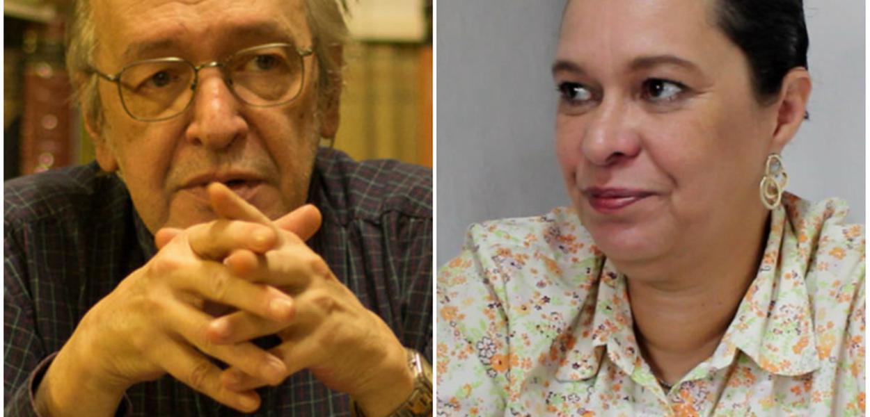 Olavo de Carvalho e Heloisa de Carvalho
