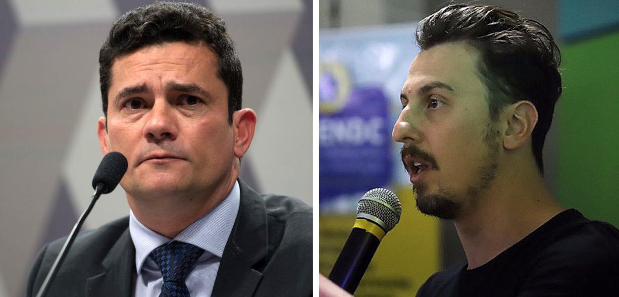 Sergio Moro e Leandro Demori