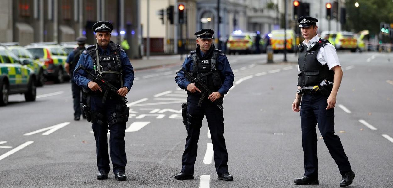 Polícia de Londres