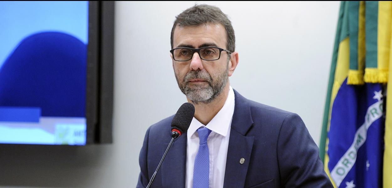 Deputado federal Marcelo Freixo (PSOL-RJ)