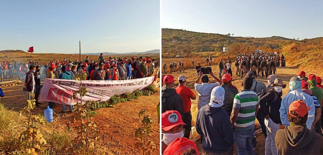 Quilombo Campo Grande resiste