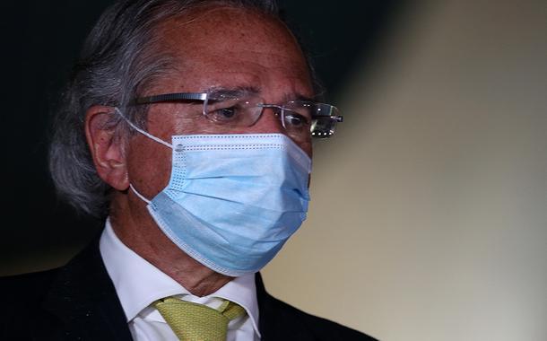 O ministro da Economia, Paulo Guedes,