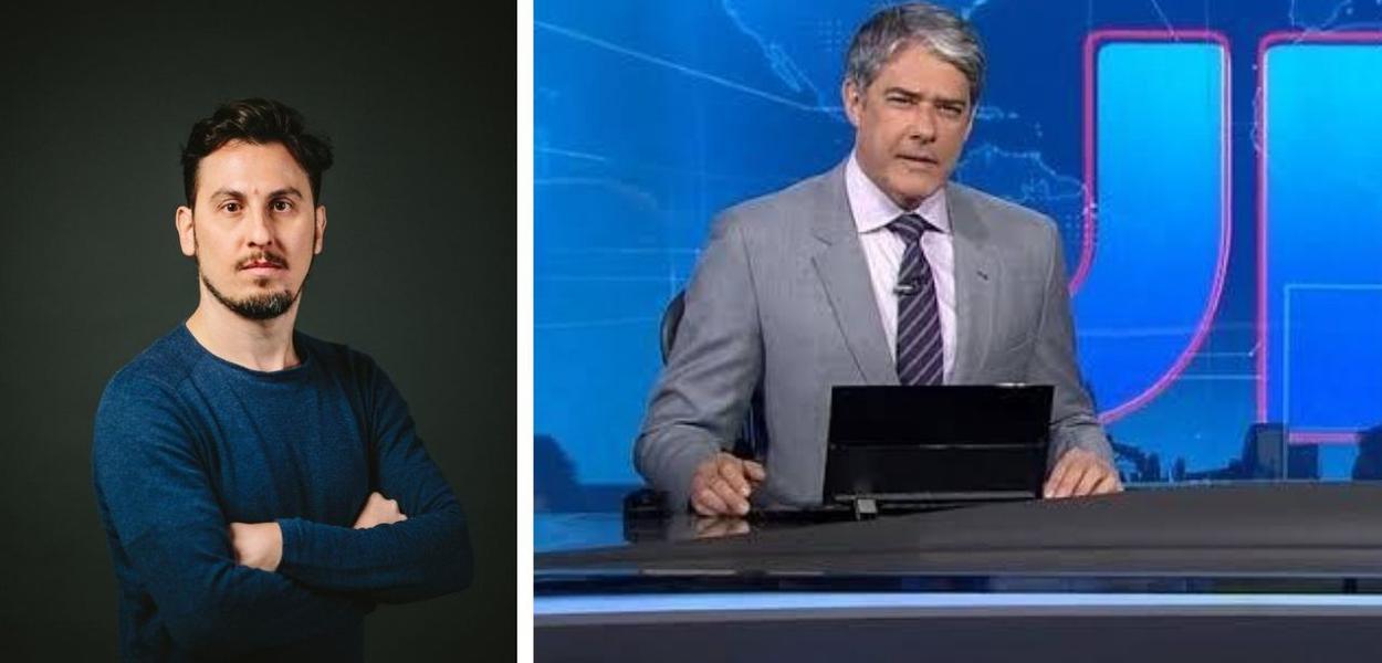 Leandro Demori e Jornal Nacional