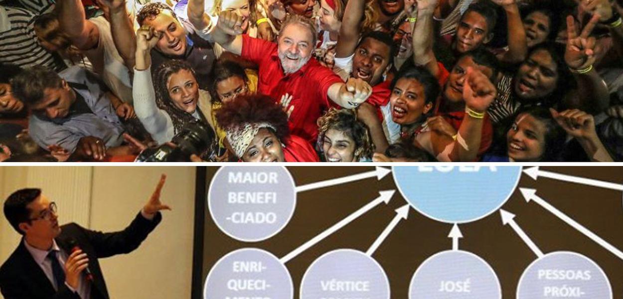 'PowerPoint' de Dallagnol contra Lula pode custar R$ 1 milhão em danos morais