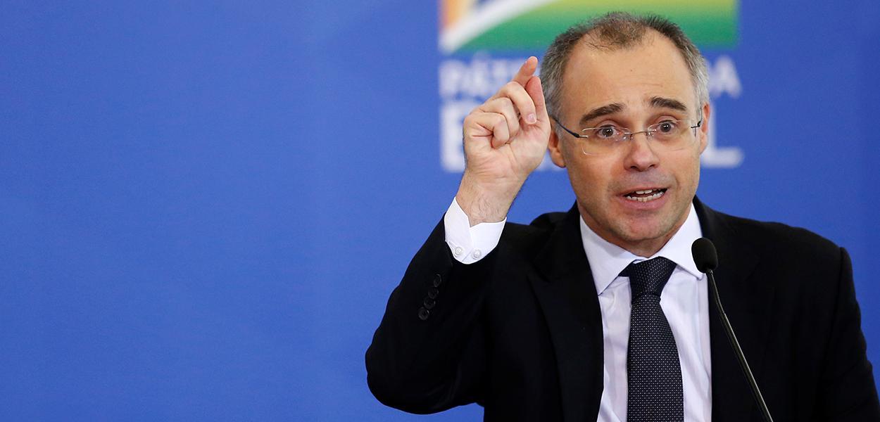 Ministro da Justiça, André Mendonça 29/04/2020
