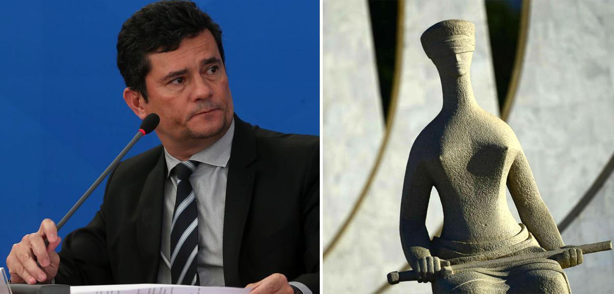 Sergio Moro e STF (Supremo Tribunal Federal)