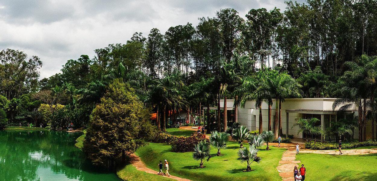 Instituto Inhotim, em Minas Gerais