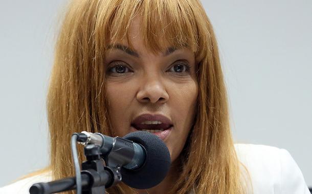 Deputada Federal Flordelis (PSD-RJ)