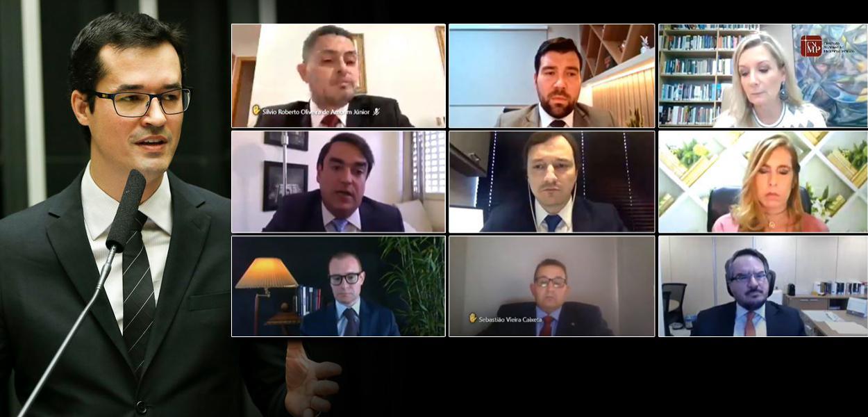 CNMP julga caso do PowerPoint de Deltan contra Lula