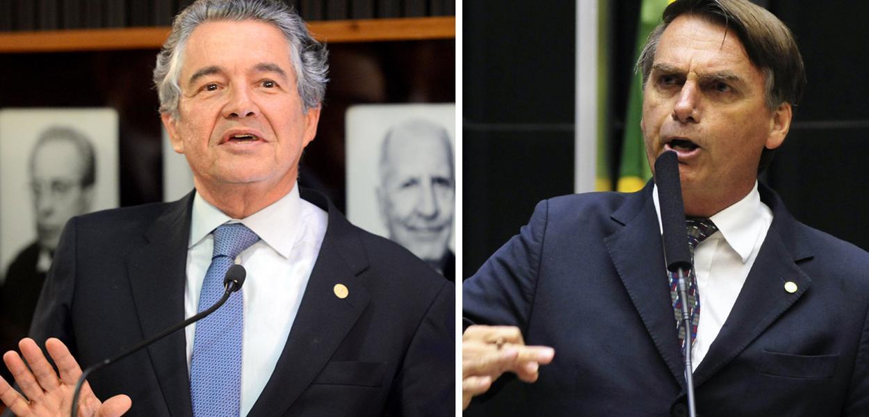 Marco Aurélio libera para votação denúncia de racismo contra Bolsonaro