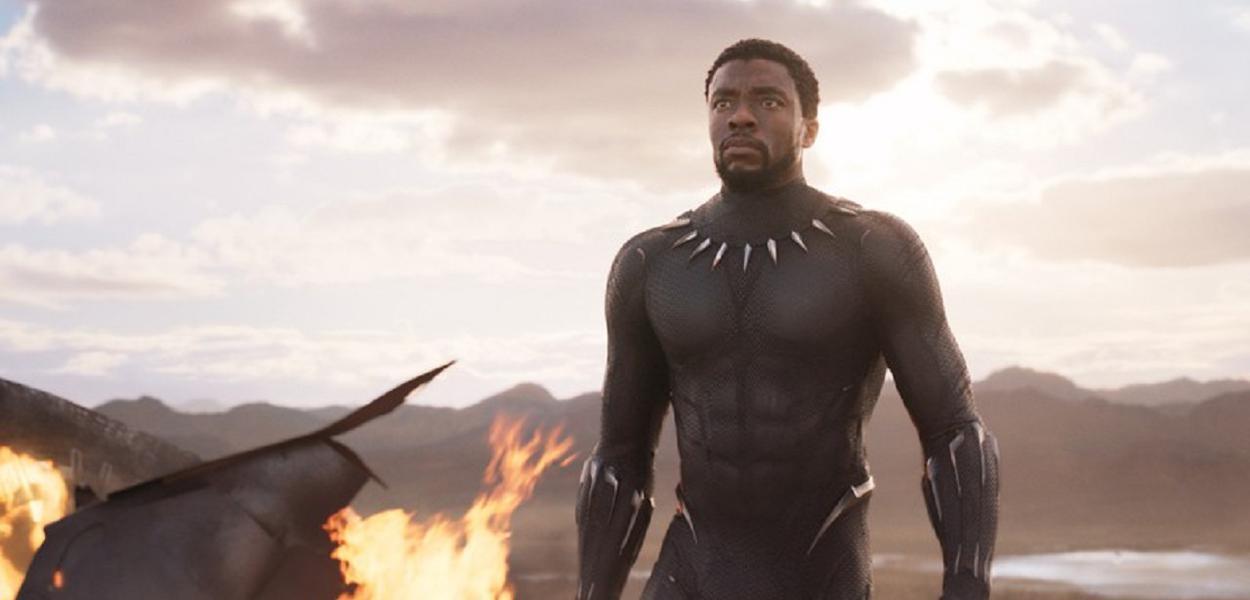 Morre Chadwick Boseman, ator do filme Pantera Negra