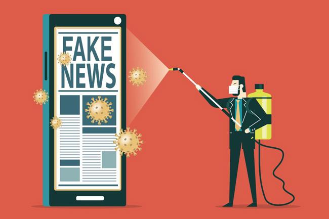 Combate às fake news