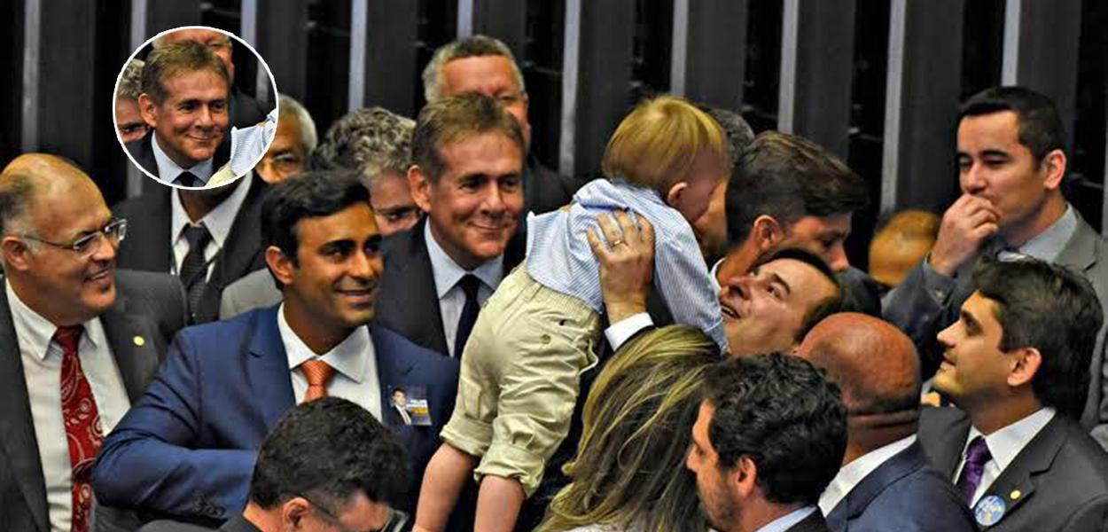 Roberto Bertholdo, preso no esquema de Wilson Witzel, ajudou na eleição de Rodrigo Maia à presidência da Câmara