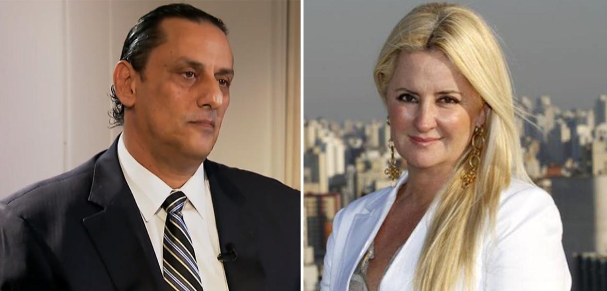 Wassef e Maria Cristina Boner