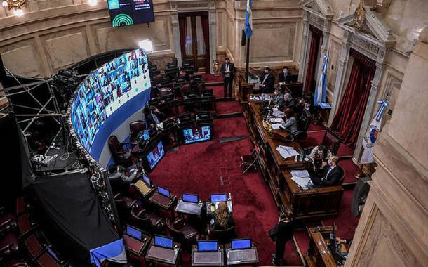 Reforma do Senado argentino