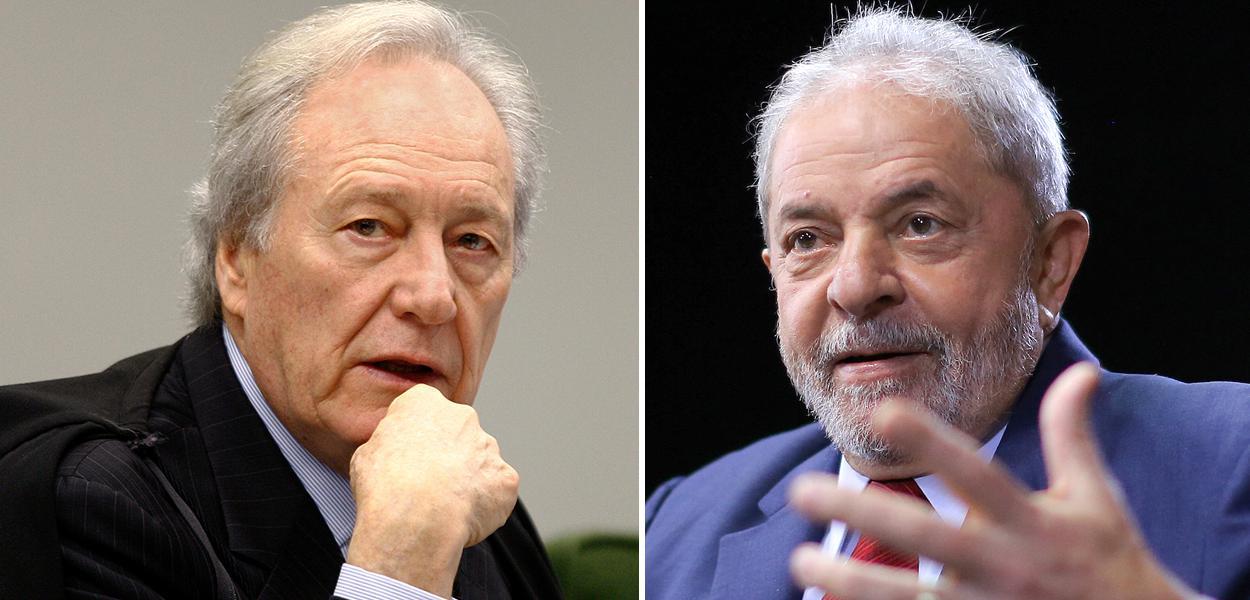 Lewandoswki e Lula