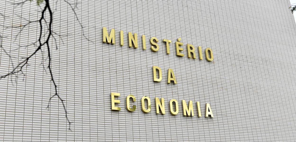 Fachada do Ministro da Economia