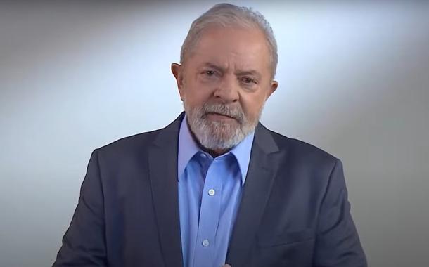 Ex-presidente Lula em pronunciamento de 7 de setembro