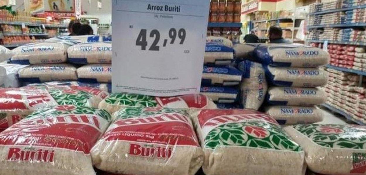 Supermercados do Rio já limitam compras de alimentos por cliente