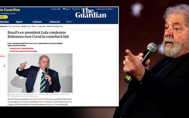 The Guardian e Lula