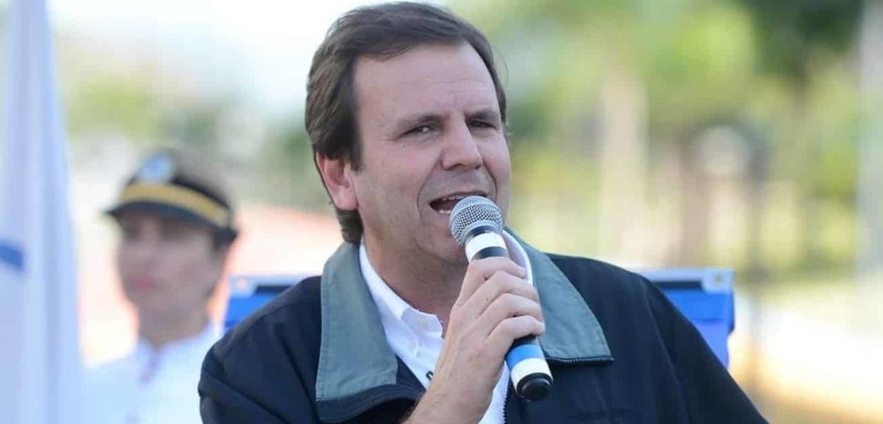 Ex-prefeito do Rio Eduardo Paes