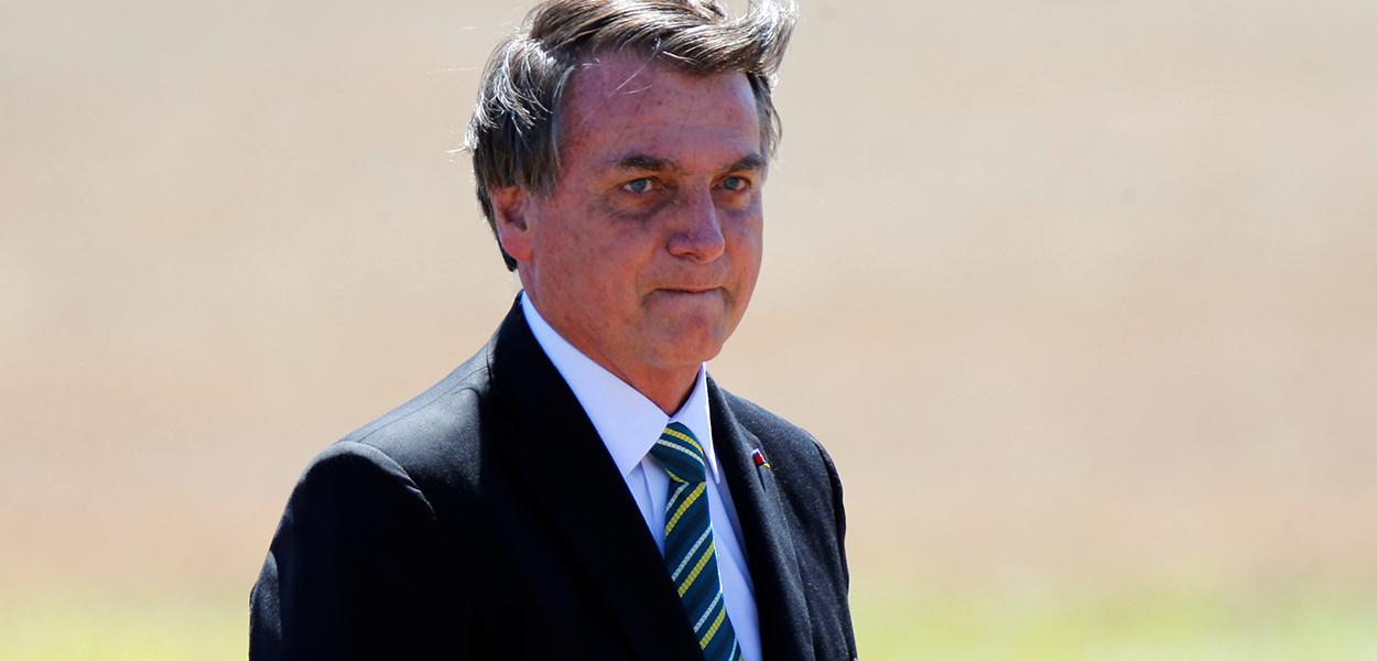 Presidente Jair Bolsonaro em Brasília 07/09/2020