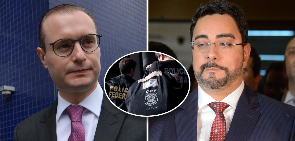 Cristiano Zanin Martins, Polícia Federal e Marcelo Bretas