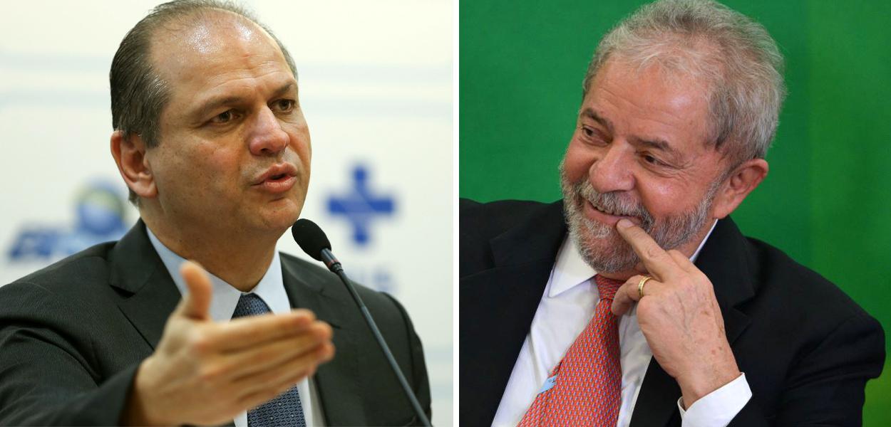 Ricardo Barros e Lula