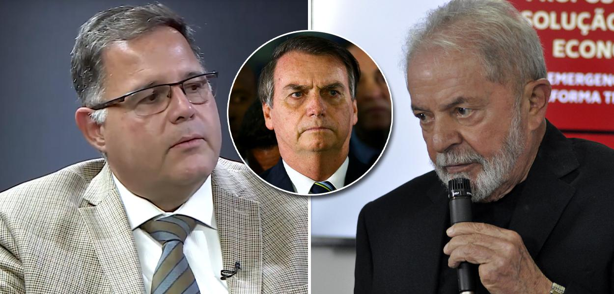 Luís Costa Pinto, Jair Bolsonaro e Lula