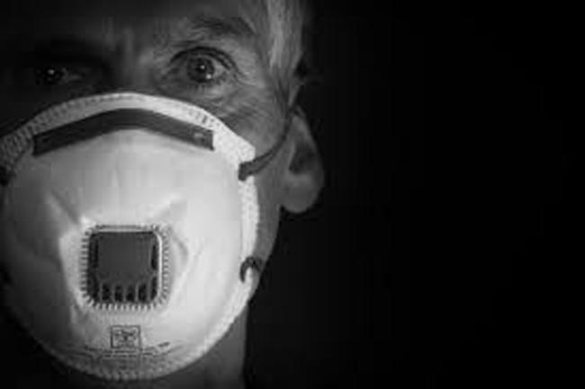 Mascarado em Chernobyl