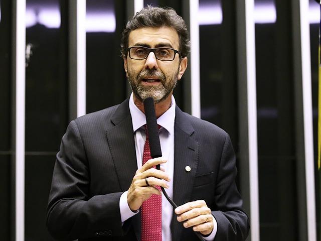 Deputado federal Marcelo Freixo (PSOL)