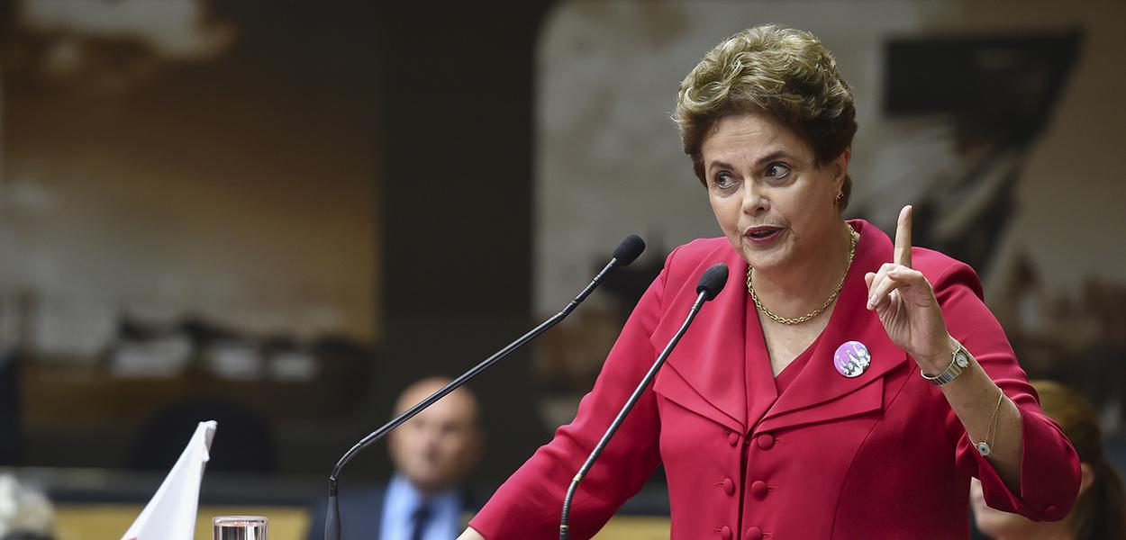 Dilma: o jogo com Lula foi tão duro ou mais que o impeachment